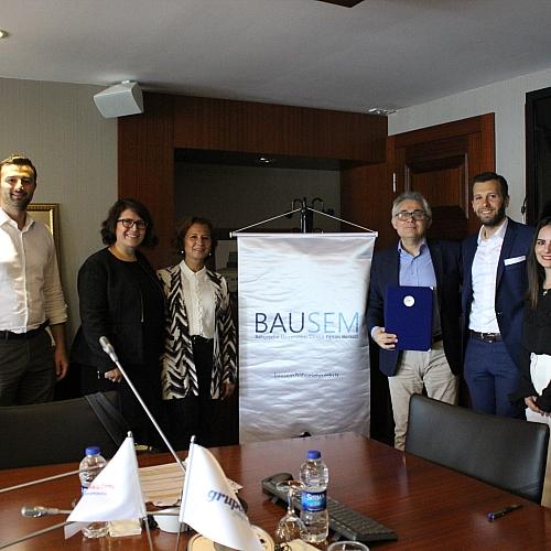 Yalın Akademi ve Bahçeşehir Üniversitesi (BAUSEM) İş Birliği